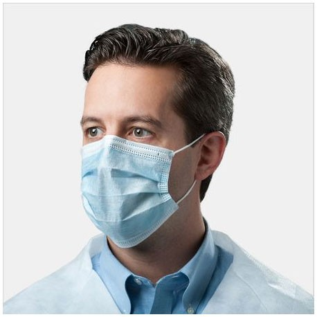 Sanitary Face Mask - Pack of 5